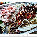2019/8/31 蜀山四川烤魚(台南食記)