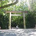 2017名古屋自由行D2之「熱田神宮寶物館」、「別宮八劍宮」、「上知我麻神社」篇