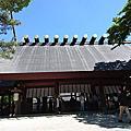2017名古屋自由行D2之「熱田神宮」(含交通)篇