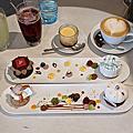 台南「四分之三法式甜點 3/4 Pâtisserie」(110再訪)