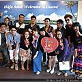 20111004~1009Hafa Adai浪漫歡樂關島之旅Day1~2