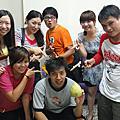 20100925---失心瘋中秋烤肉暨筋骨活動大會
