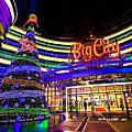 【小豬】夏卡瓦晚餐+巨城聖誕樹