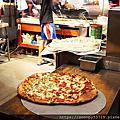 台中-怪獸披薩