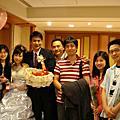 2009.02.28 李麥克結婚