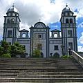 Tegucigalpa朝聖之旅