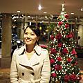 台北街頭耶誕裝置隨處拍