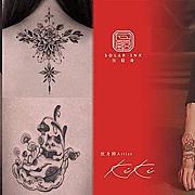 台北女刺青師推薦【日紋身Solar Ink Ki Ki】每一個人出生的時候該有哪些印記,都已注定! (台北刺青推薦/微刺青/彩色刺青/彩色紋身/Taipei Tattoo/女刺青師)
