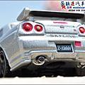 NISSAN Skyline GT-R R34 Z-Tune by Tomica Premium