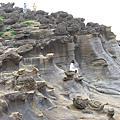 大象腳下的-奇岩異石