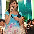 951105遊旅展關島代言大使