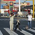 祕魯街頭奇景 - 攤販+表演