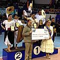Marinera norteña祕魯舞蹈比賽