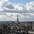 抽空走逛巴黎