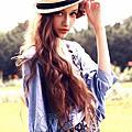 長髮-新款流行潮女捲髮慵懶女王性感甜美清新風