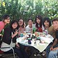 Con mis amigos