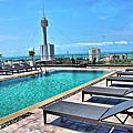 民宿外觀 & Roof 游泳池