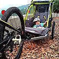 20161118美國Instep嬰兒拖車