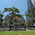 國外旅遊●新加坡孚爾頓酒店&周邊