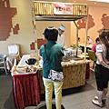 國內旅遊●台中縣后里鄉福容大飯店 月眉:田園咖啡廳