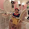 國外旅遊●香港迪士尼樂園酒店:魔法化妝廳