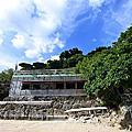 國外旅遊●日本沖縄県浜辺の茶屋