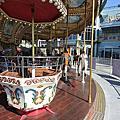 國內旅遊●高雄市草衙道:旋轉木馬