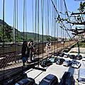 國內旅遊●嘉義縣番路鄉地久吊橋