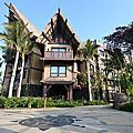 國外旅遊●香港迪士尼探索家度假酒店:小海龜庭園