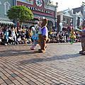 國外旅遊●香港迪士尼樂園:迪士尼明星嘉年華列車