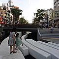 國內旅遊●台中市綠川水岸廊道