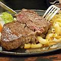 國內旅遊●台北市双子星牛排西餐