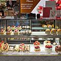 國內旅遊●台北市微風南山:B1 微風超市 精緻甜點 ‧ 熟食街