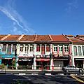 亞亞的新加坡加東散步