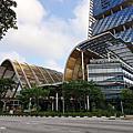國外旅遊●新加坡JW MARRIOTT HOTEL SINGAPORE SOUTH BEACH:外觀