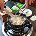 國內旅遊●台中市朴山傳統韓國料理