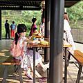 國內旅遊●南投縣魚池鄉喝喝茶 台灣香日月紅茶廠:2F商品販賣區