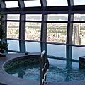 國內旅遊●台北縣板橋市臺北新板希爾頓酒店:無邊際泳池
