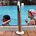 亞亞與寧妹的2020共泳
