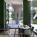 國內旅遊●台北市台北萬豪酒店:garden kitchen