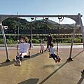亞亞的道南河濱公園遊戲場