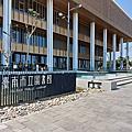 國內旅遊●台南市台南市立圖書館:外觀