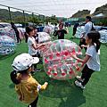 國內旅遊●台北縣林口鄉亞太生態園區:泡泡球場
