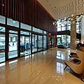 國內旅遊●台中市台中萬楓酒店:大廳+萬楓超市