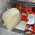 手作玉米麵包
