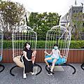 國內旅遊●台北市台北士林萬麗酒店:屋頂露台