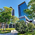 國內旅遊●台北縣板橋市新板傑仕堡有氧酒店:外觀