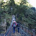 國內旅遊●南投縣竹山鄉太極峽谷天梯