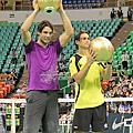 2011台灣世界網球爭霸賽 RAFAEL NADAL vs DAVID FERRER