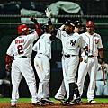 MLB明星台灣賽第一戰 @新莊棒球場